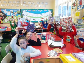 Year 6's Final Christmas Party