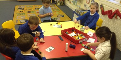 Year 1 Counting in steps of 2