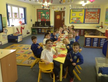 Year 1 A taste of China