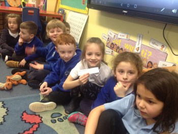 Year 2 A Bucket of Kindness