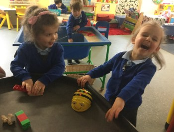 Coding In Nursery