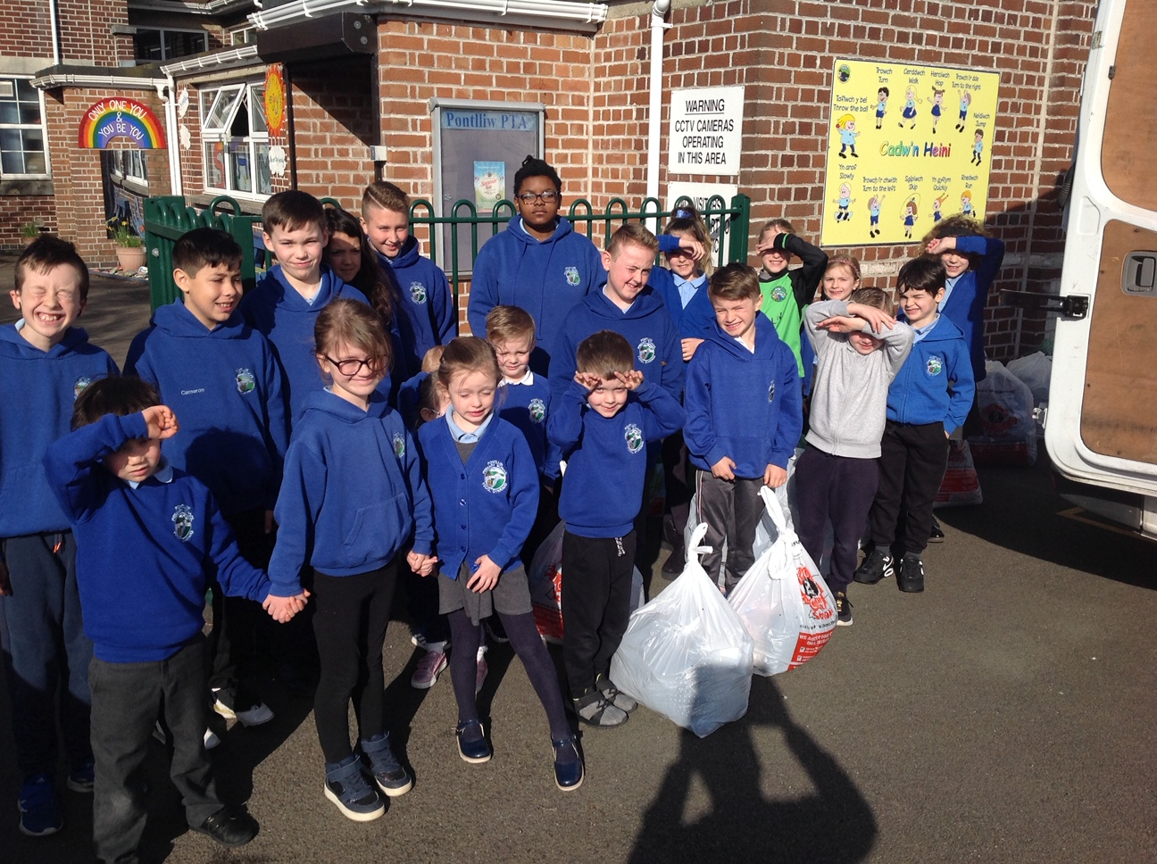 Rags2Riches4Schools –  Eco Warriors