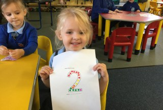 Learning About Number 2