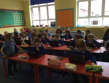 Keeping Safe Online in Year 3
