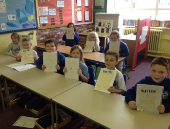 WANTED in Year 4!