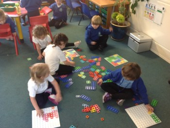 Finding shapes and sorting Numbers.