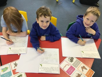 Learning all about Animal movements and adaptations!