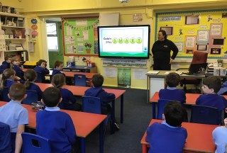 Year 3 PC Parry Visit – Internet Smart