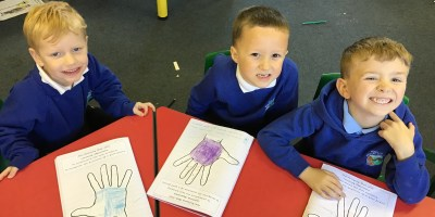 Learning about Anti-bullying week in Year 1!