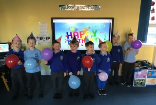 Birthday Celebrations in Year 1!