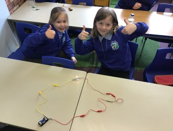 Electrifying objects in year 4!