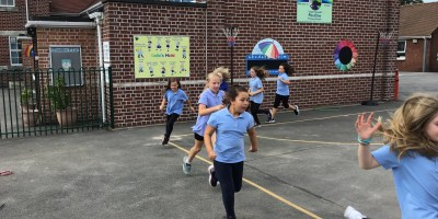 Year 5 Fitness Testing!