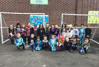 Year 3 Party!