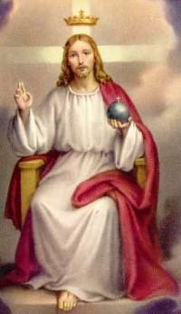 Jésus Vrai Roi de France