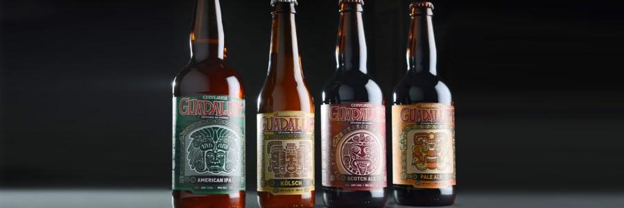 Rótulos Cerveja Guadalupe