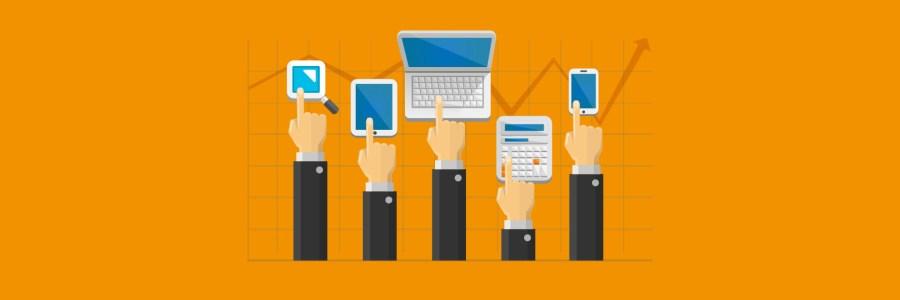 Como anda sua empresa no mundo digital? <br/>Faça um diagnóstico e descubra.