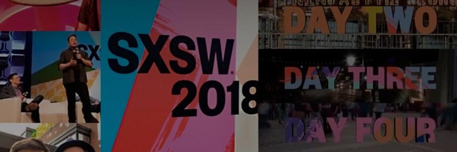SXSW 2018 – TENDÊNCIAS E INSIGHTS PONTODESIGN