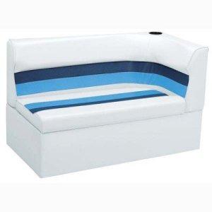 Blue | Pontoon Boat Seats