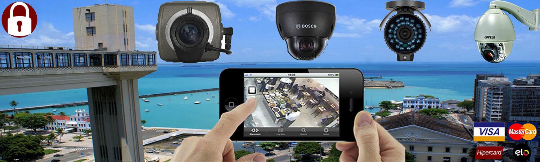 C meras de seguran a e vigil ncia ponto x seguran a - Camera de vigilancia ...