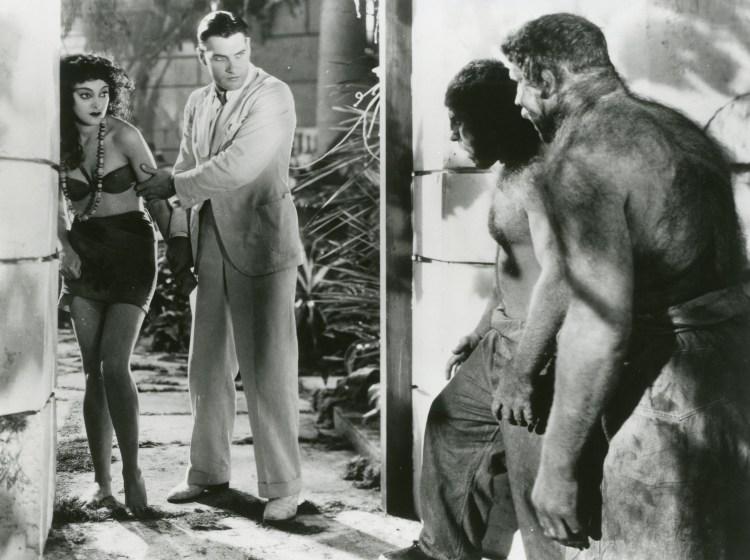 h.g. wells e a Ilha do dr. moreau