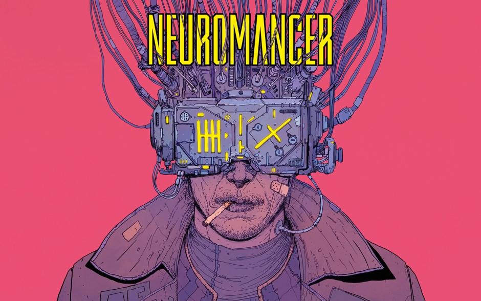 Cyberpunk Neuromancer