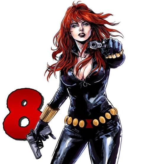 08 - Viúva Negra