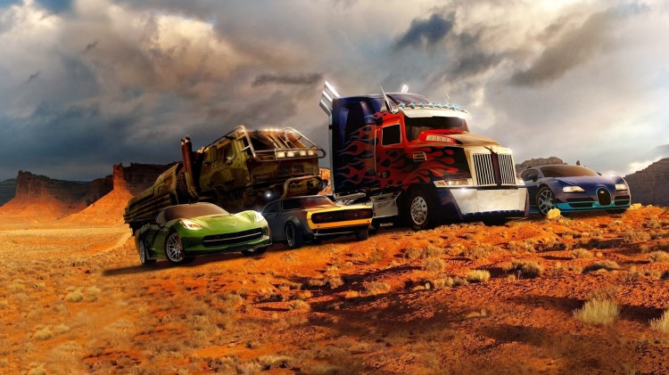 vehicles-on-transformers