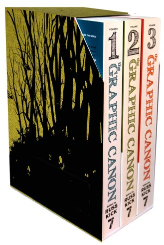 A trilogia Cânone Gráfico em sua versão original