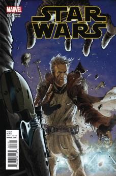 Capa variante da HQ Star Wars Legends #7