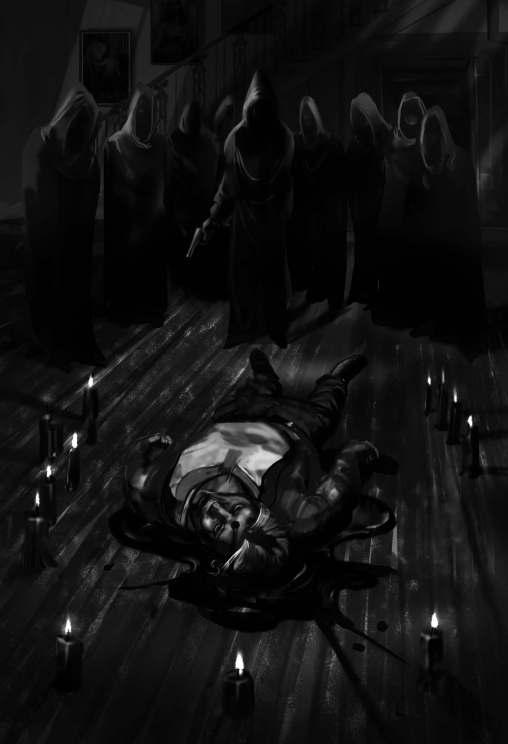 Horror na Colina de Darrington - imagens 3