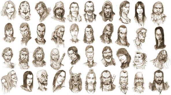 Jardins_da_Lua personagens