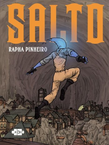 Graphic Novel Salto
