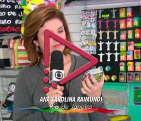 Lata de Ar - Jornal Hoje / TV Globo