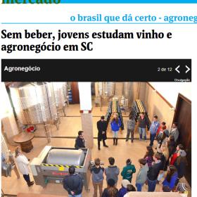 VILLAGGIO GRANDO  - RIC TV – BALANÇO GERAL