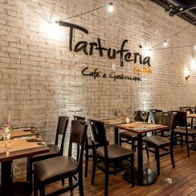 TARTUFERIA SAN PAOLO CURITIBA- BOM GOURMET
