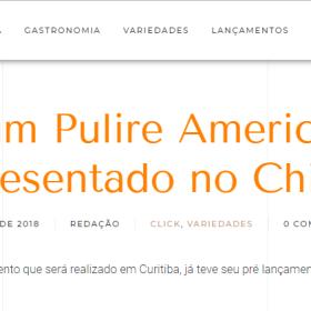 FÓRUM PULIRE AMÉRICA- WHERE CURITIBA