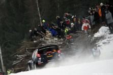 FIA WORLD RALLY CHAMPIONSHIP 2014 - SWEDEN RALLY