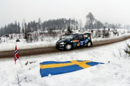 FIA WORLD RALLY CHAMPIONSHIP 2014 - SWEDEN RALLY
