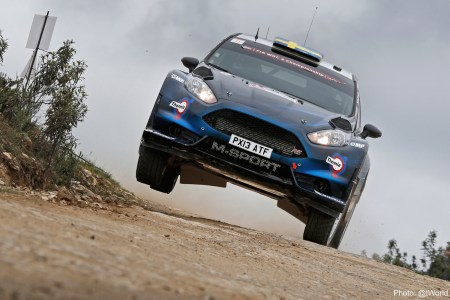 FIA WORLD RALLY CHAMPIONSHIP 2014 - PORTUGAL RALLY