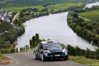 FIA WORLD RALLY CHAMPIONSHIP 2014 - DEUTSCHLAND RALLY