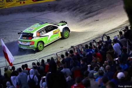 FIA WORLD RALLY CHAMPIONSHIP 2015 - WRC RallyRACC Catalunya Spain