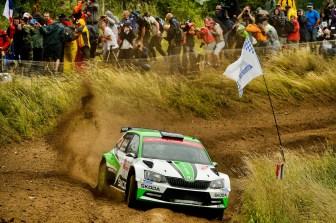 FIA WORLD RALLY CHAMPIONSHIP ITALY POLAND