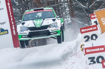 FIA WORLD RALLY CHAMPIONSHIP SWEDEN