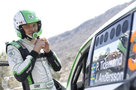 FIA WORLD RALLY CHAMPIONSHIP MEXICO