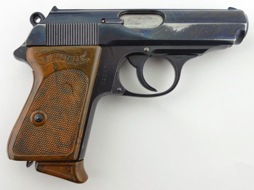 Italian Made 22 Caliber Pistols