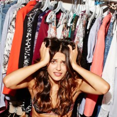 Clean out Your Closet – Moving Tips