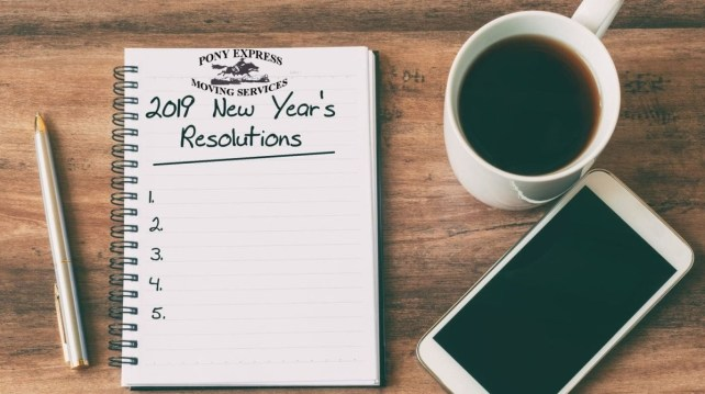 New Year's Resolutions For The New Mover