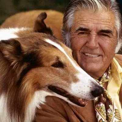 """""""Rudd Weatherwax and Lassie"""""""