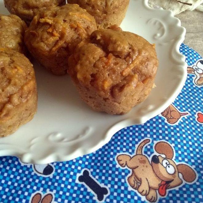 vegan carrot cupcakes recipe for dogs