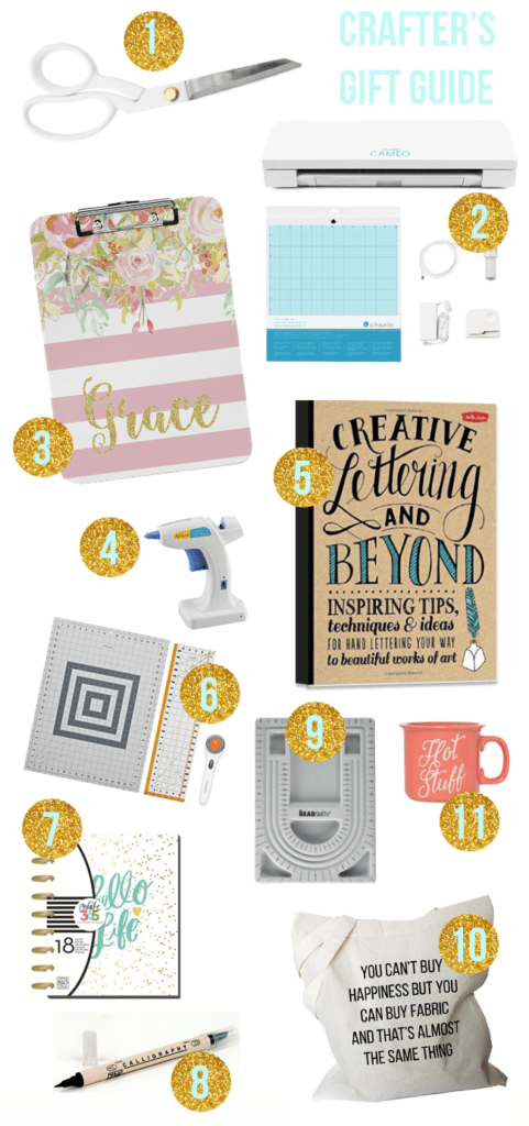 Ultimate Crafter's Gift Guide - These items would make a perfect Christmas gift this year!